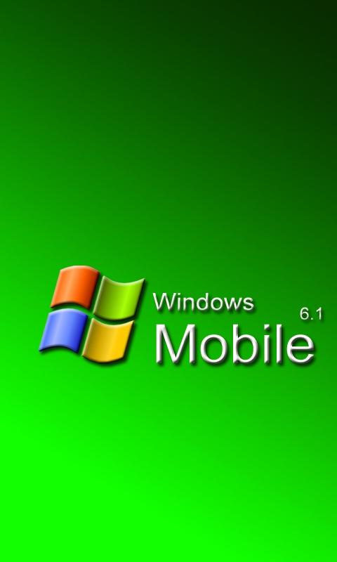 Windows Mobile Phone 480x800
