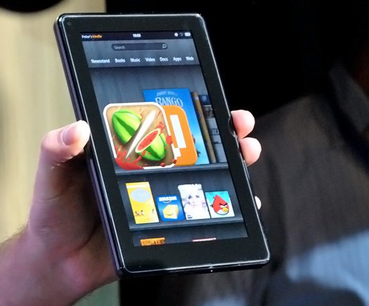 Amazon moving over 1 million Kindle Fire tablets per week 525x435