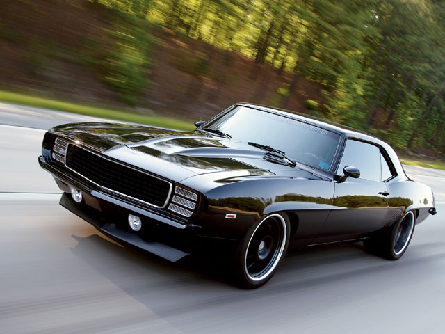 1969 Camaro Hd Wallpaper For iPhone   Hot HD Wallpapers 640x480