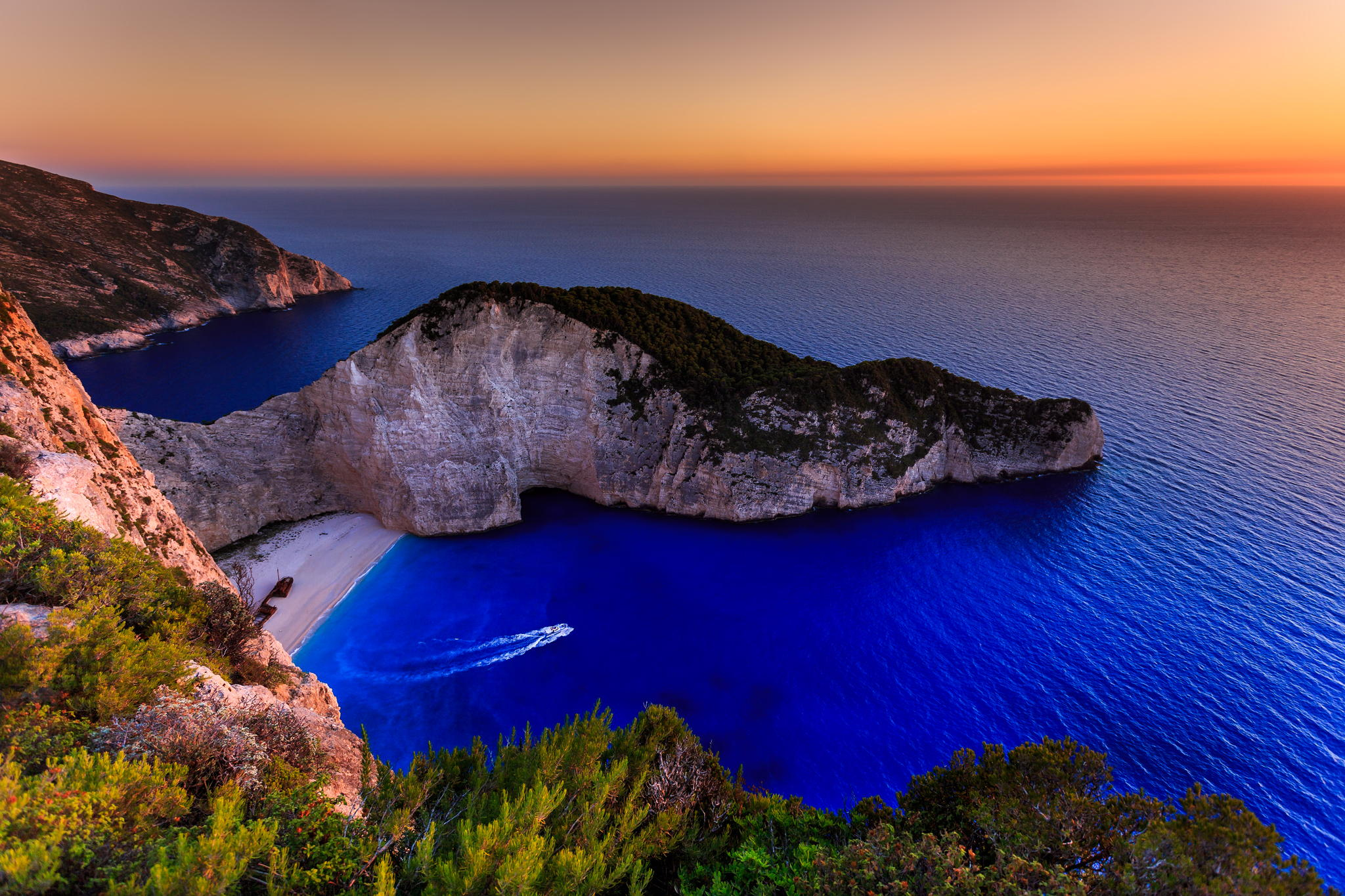 9 Zakynthos HD Wallpapers Background Images 2048x1365