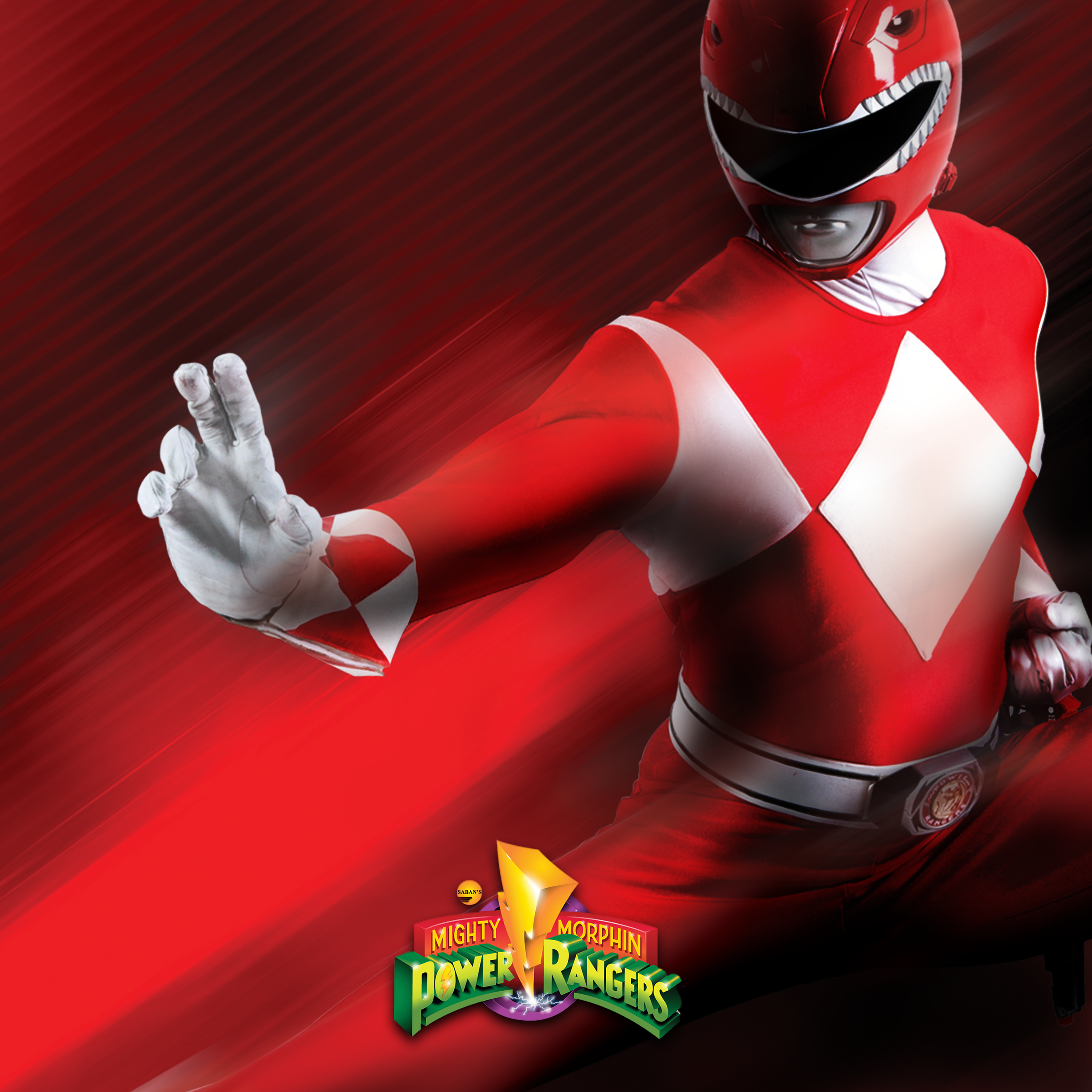 red ranger wallpaper - photo #18