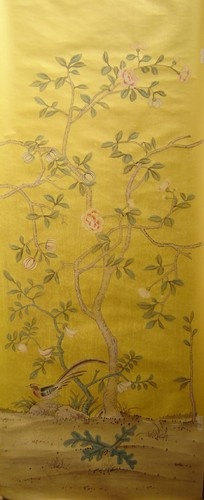 JAMEITE Hand painted Silk Wallpaper Co LTD 204x500