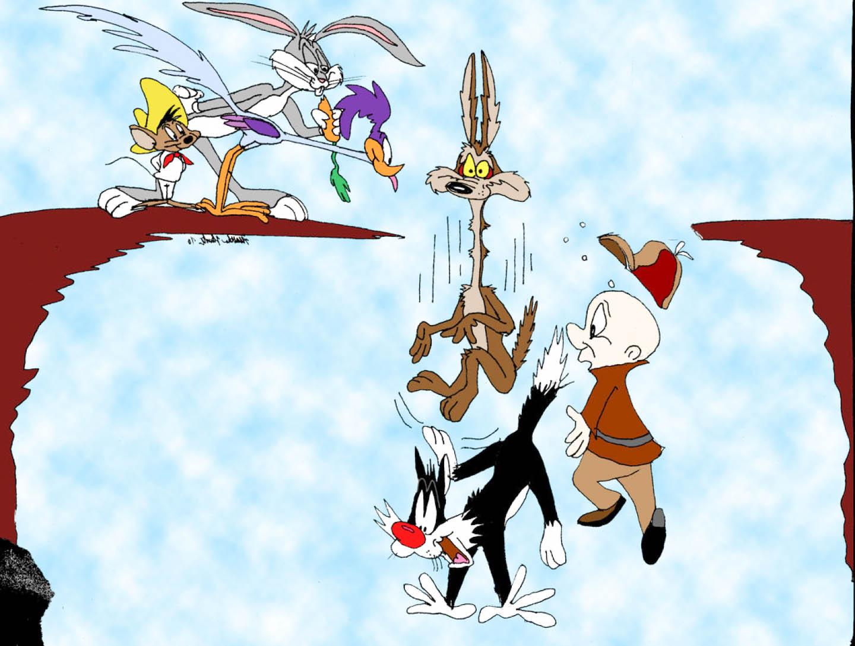 Looney Tunes HD Free Wallpapers - WallpaperSafari
