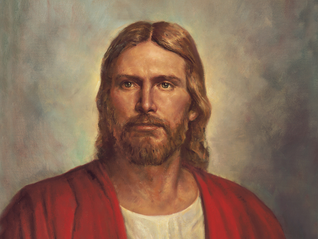 Jesus Christ Lds Art Images Pictures   Becuo 1024x768