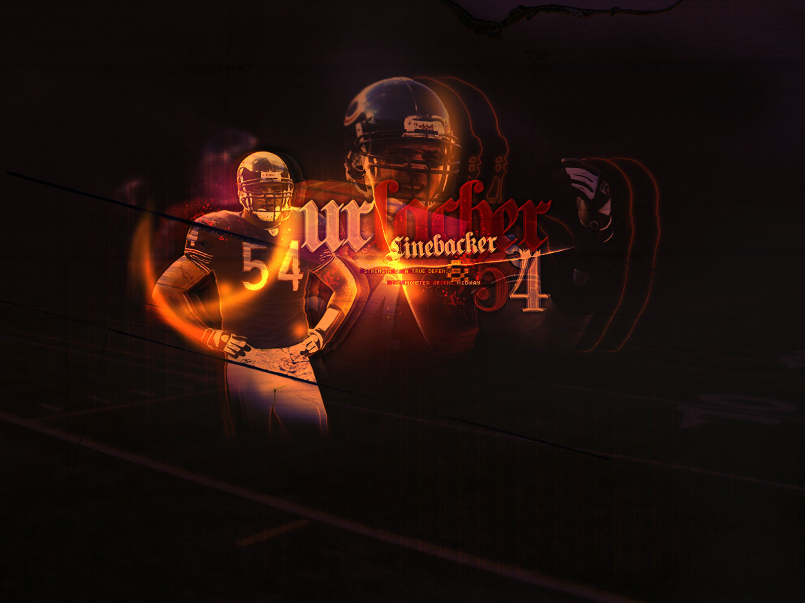 Chicago Bears wallpaper background image Chicago Bears wallpapers 1600x1200