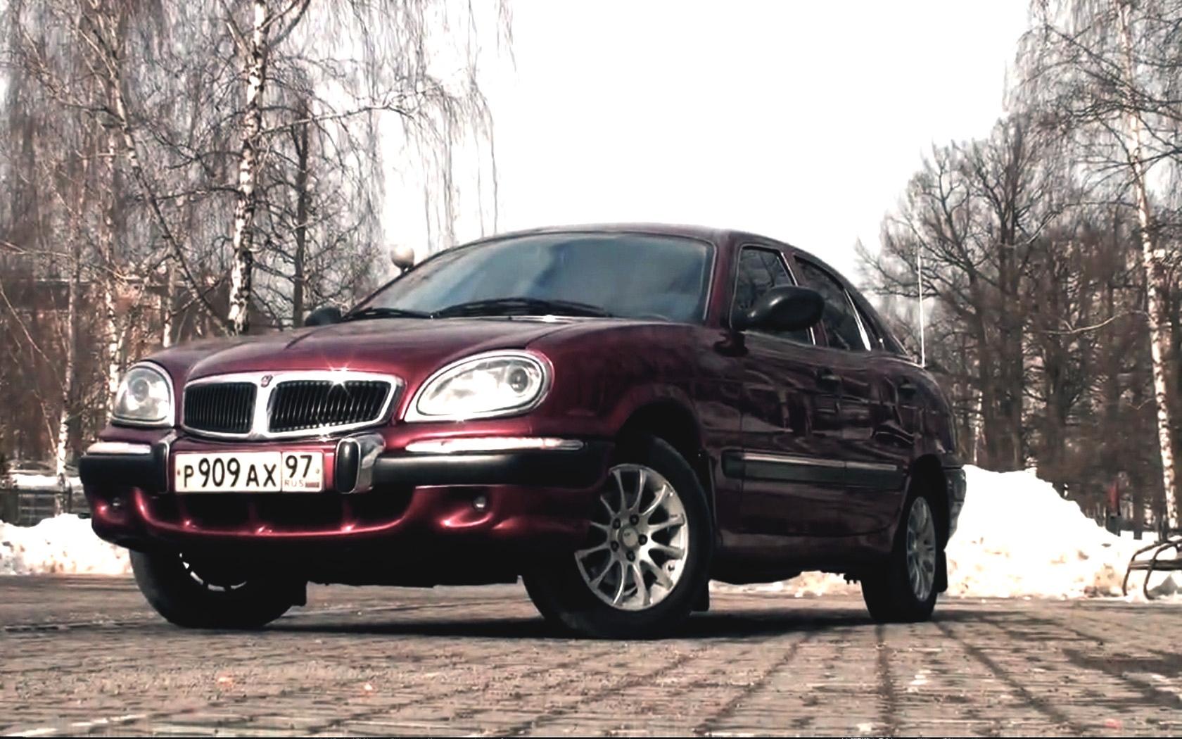 Gaz 3111 Volga Exclusive Winter Cars   Stock Photos Images 1680x1050