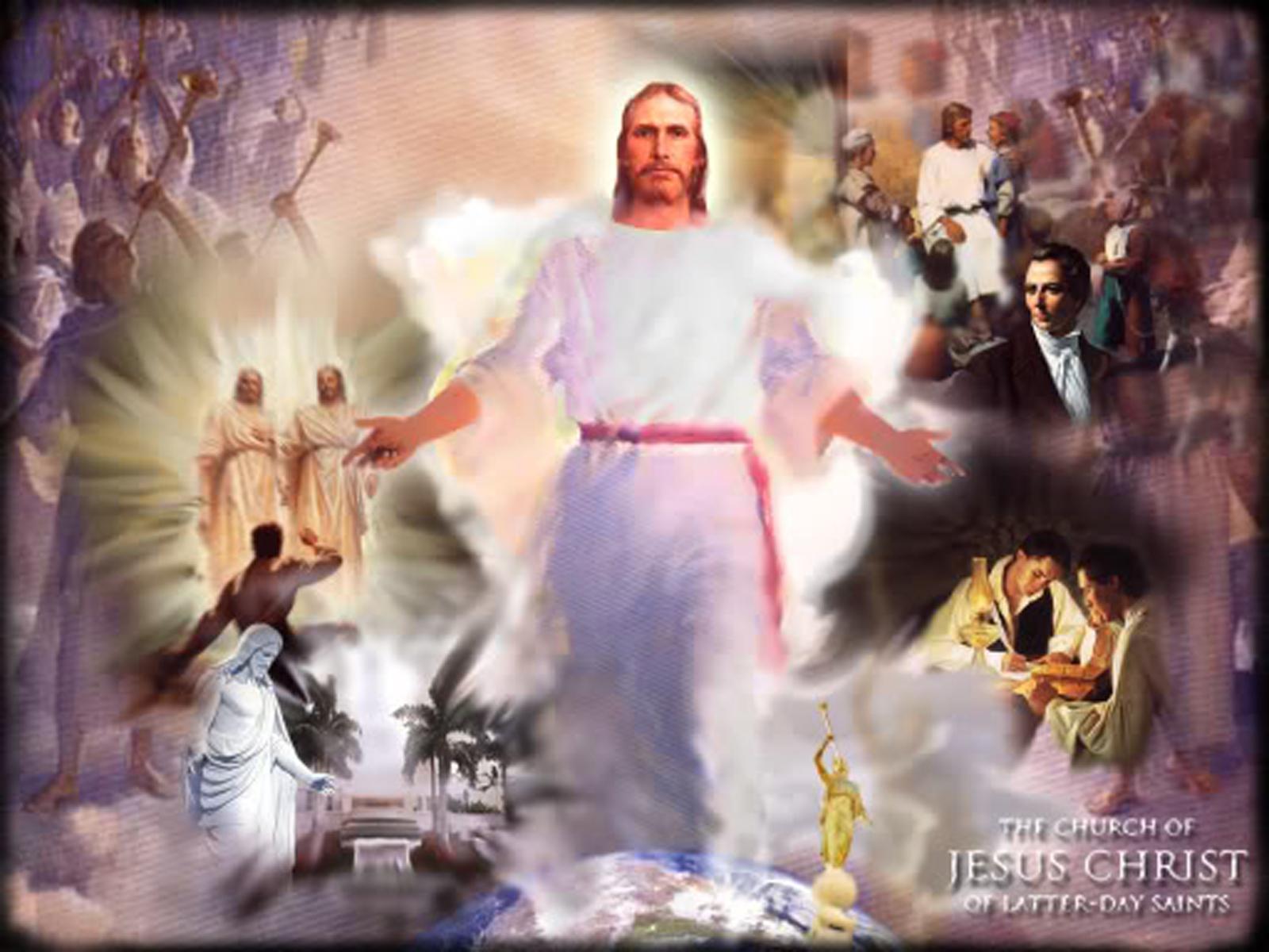 Latter Day Saints   Mormonism Wallpaper 7866433 1600x1200