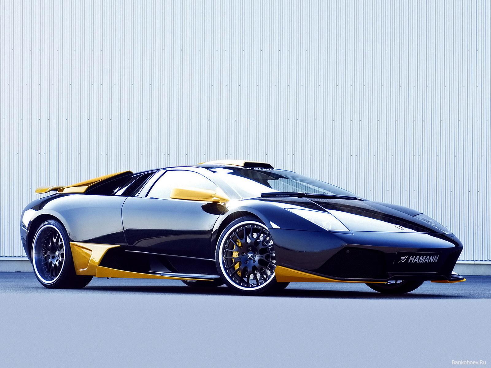 Free Download Black And Gold Lamborghini 14 Cool Wallpaper