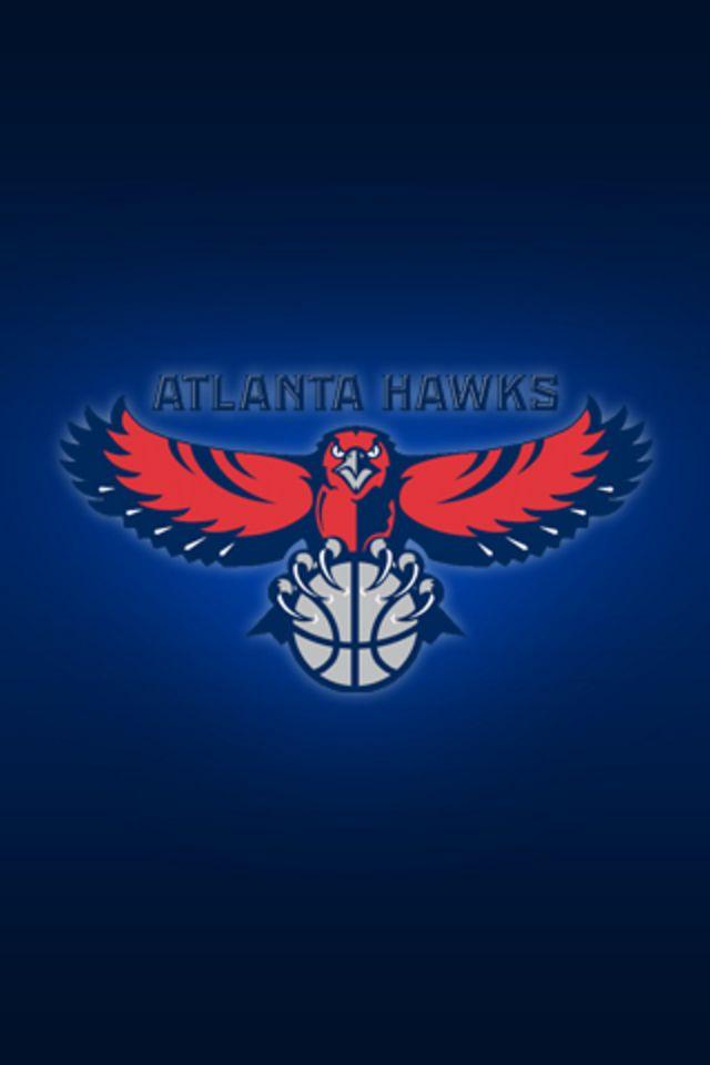 Atlanta Hawks IPhone Wallpaper HD 640x960