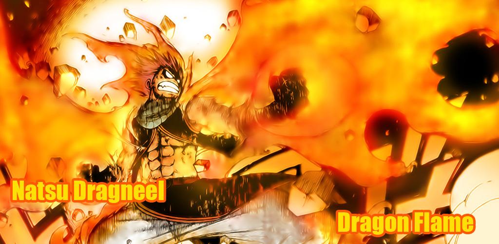 Live Wallpaper Fairy Tail Natsu Dragneel FREE Anime Live 1024x500
