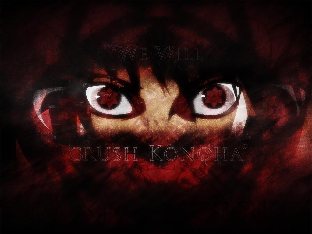 Sasuke Uchiha   sharingan Wallpaper 9800001 1024x768