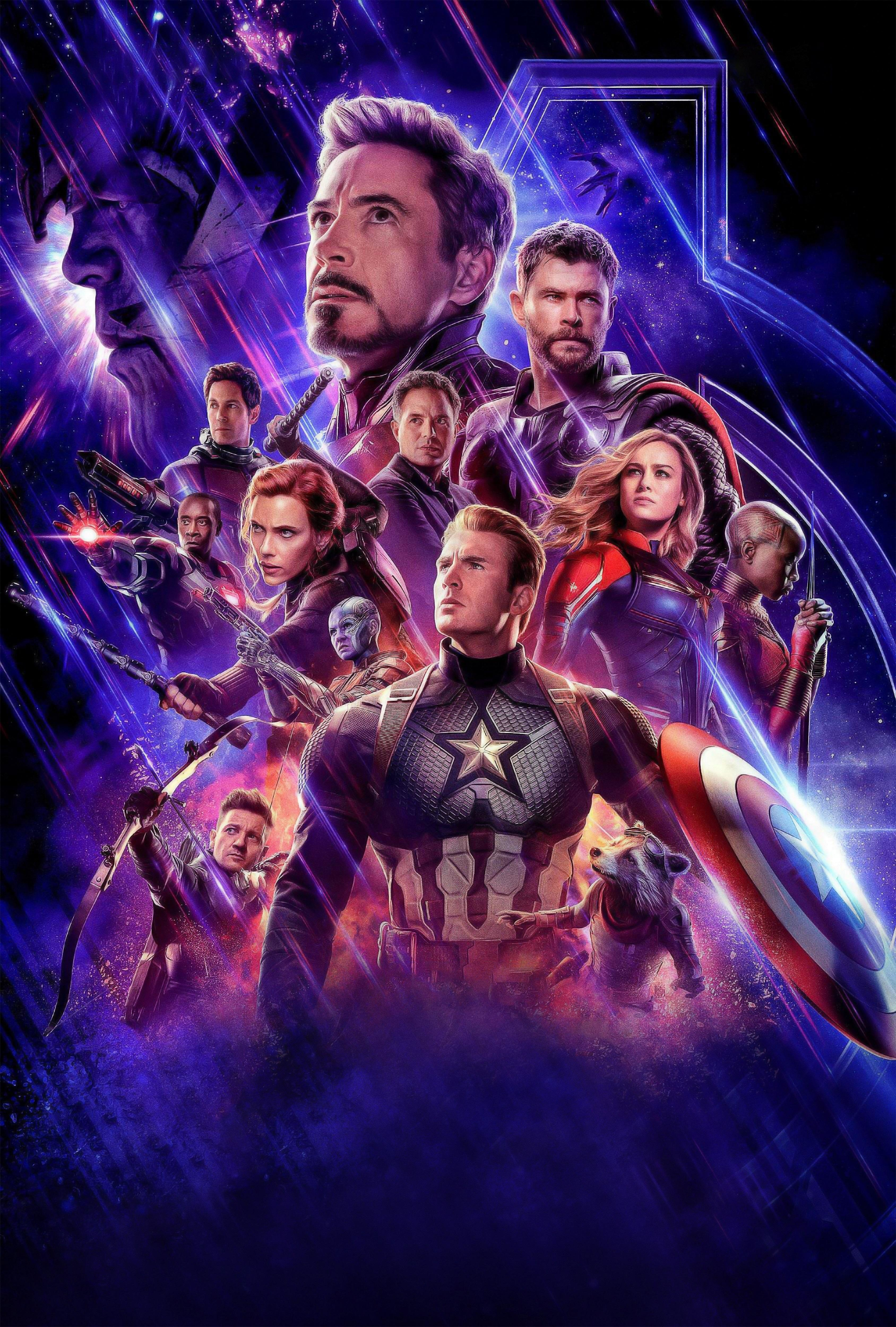 Poster Of Avengers Endgame Movie Wallpaper HD Movies 4K 3376x5000