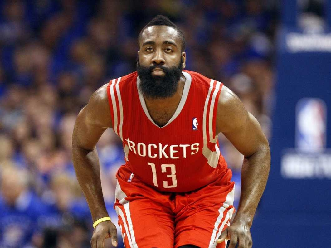 James Harden I Feel as Though I Am the MVP 1061x795