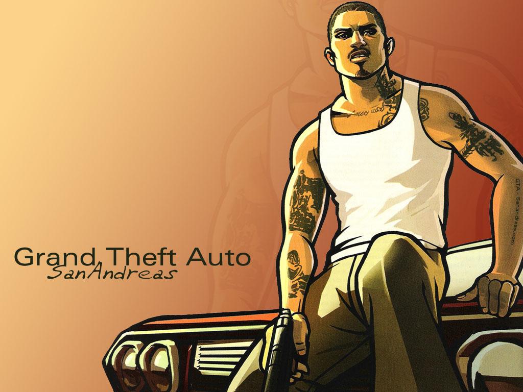 GTA SanAndreascom   Desktop Backgrounds 1024x768