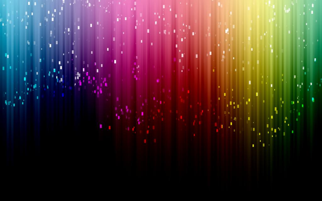 Rainbow Sparkle Wallpaper Desktop and mobile wallpaper Wallippo 1024x640