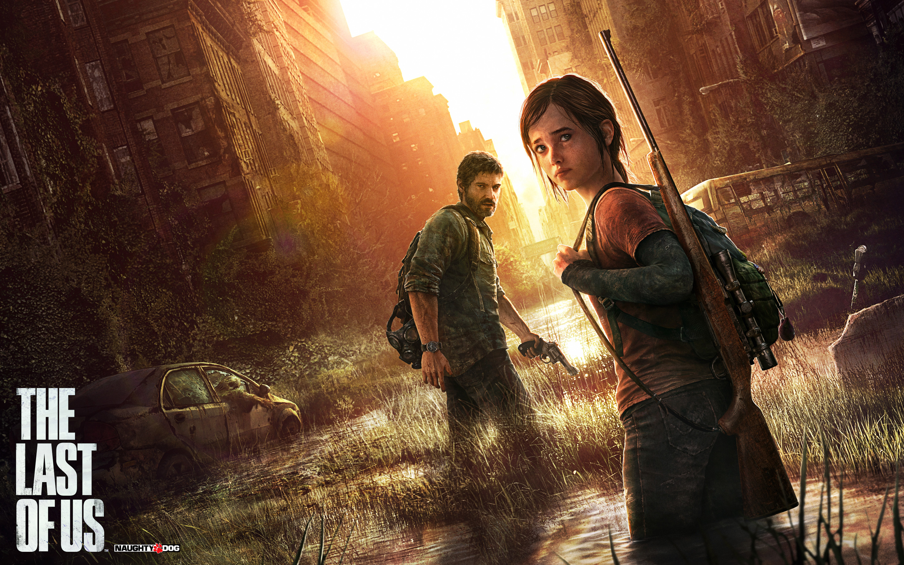The Last of Us Video Game Wallpapers HD Wallpapers 2880x1800