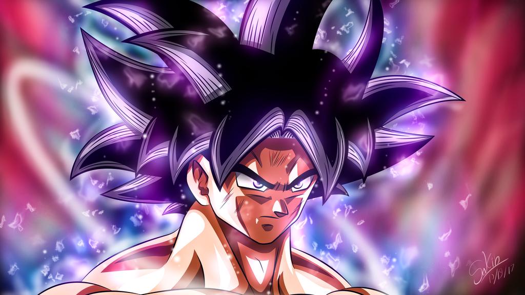 Goku Ultra Instinct 2 by rmehedi 1024x576