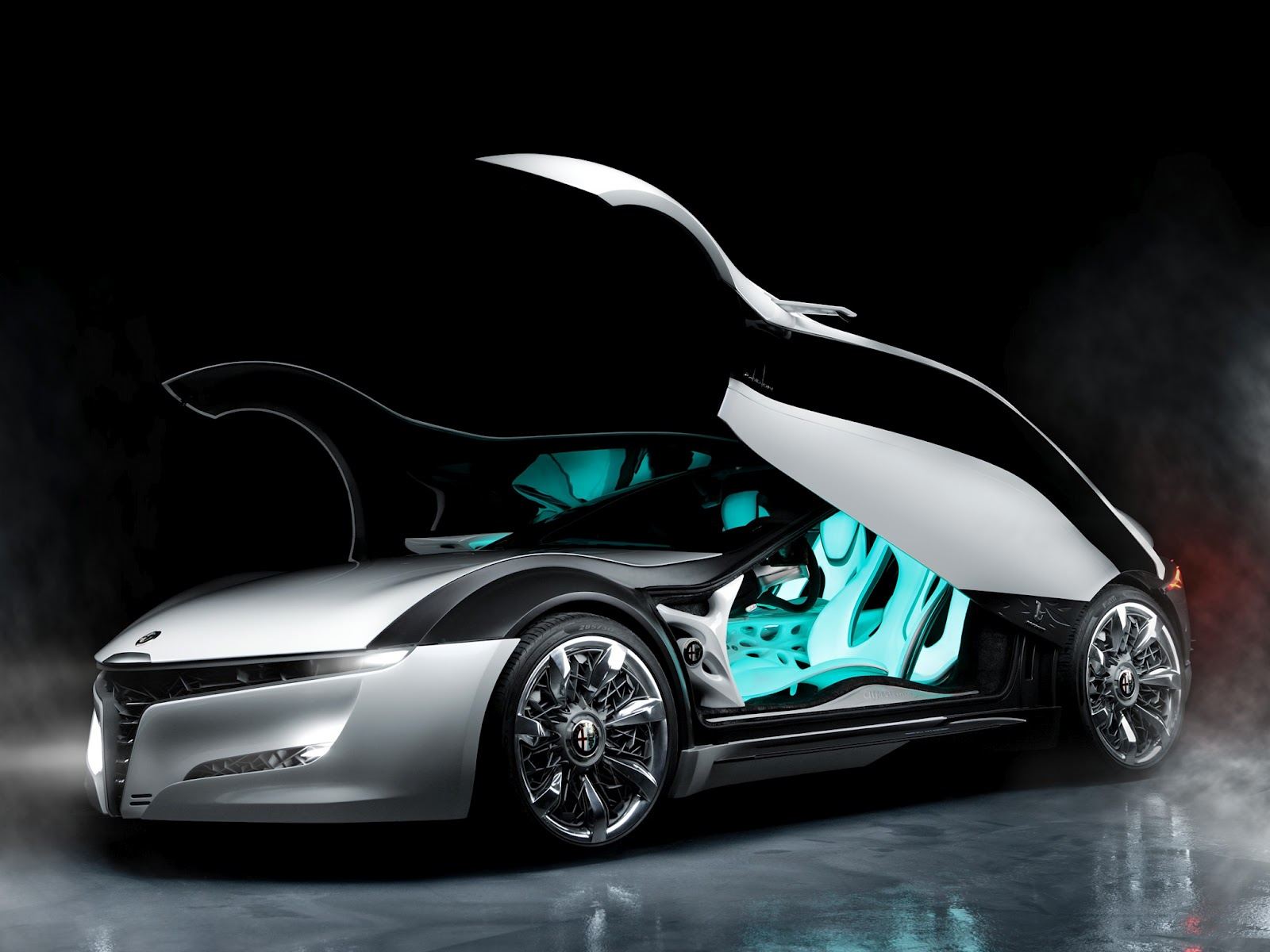 Alfa Romeo Pandion Doors Wide Open HD Wallpaper HD Car Wallpapers 1600x1200