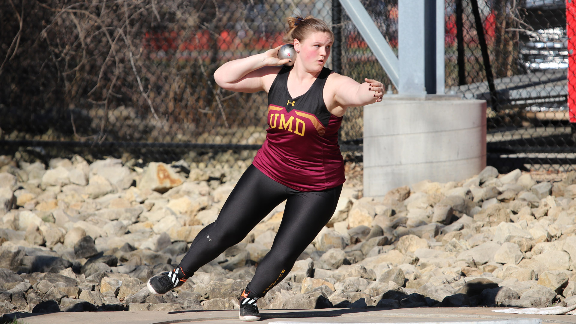 Ammie OConnor   Womens Track and Field   UMD Athletics 1920x1080