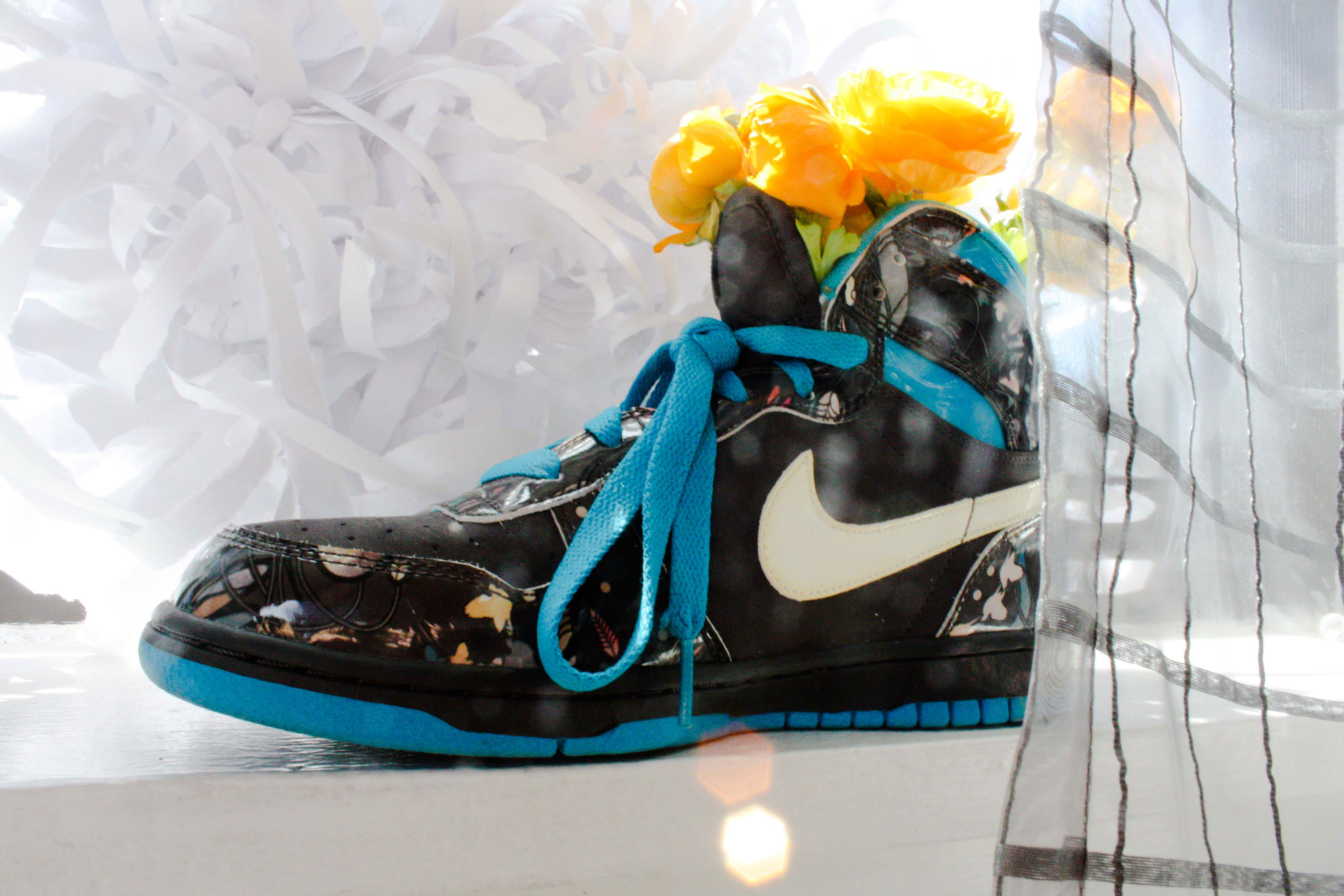Nike Flower Pot for the love of nike 4272x2848