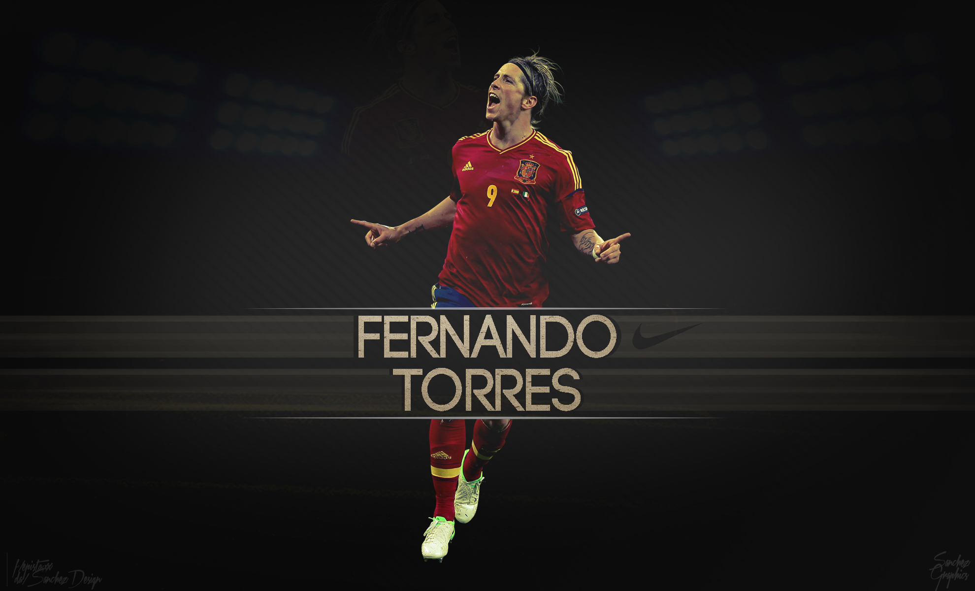 Fernando Torres Best Wallpaper   Football HD Wallpapers 1980x1200
