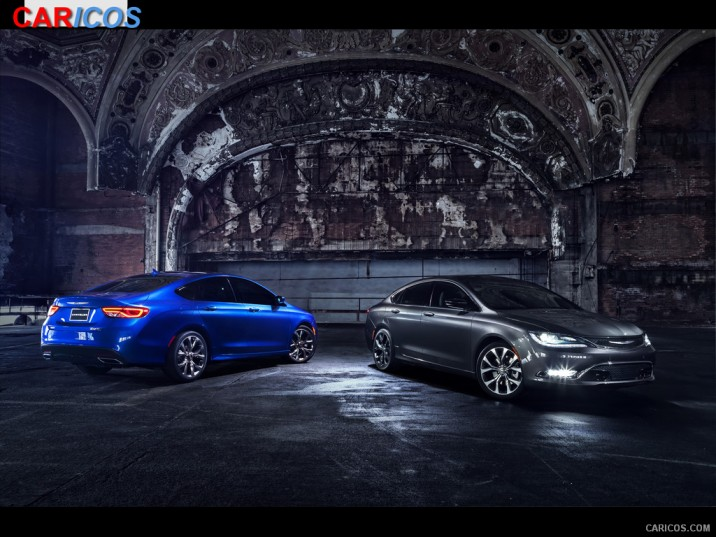 2015 Chrysler 200 Wallpaper 130 1280x960 716x537