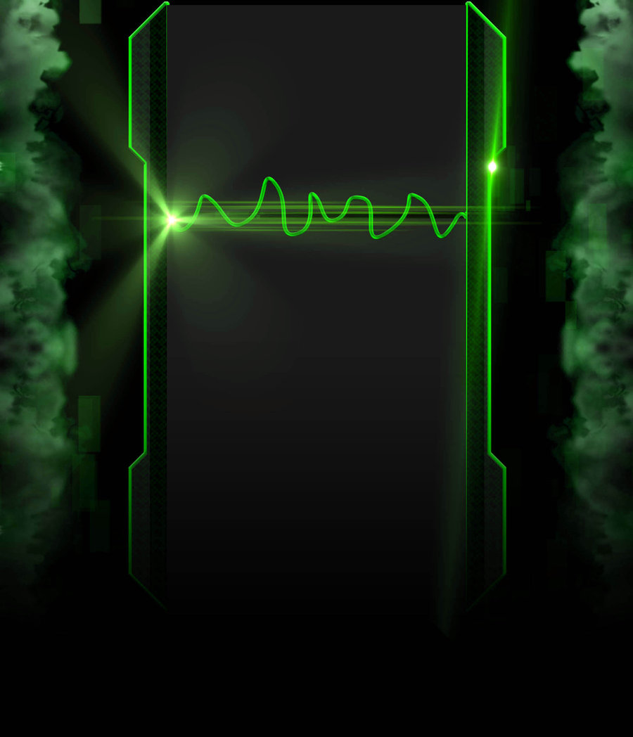 Green Youtube Background by HGN Kevin 900x1048
