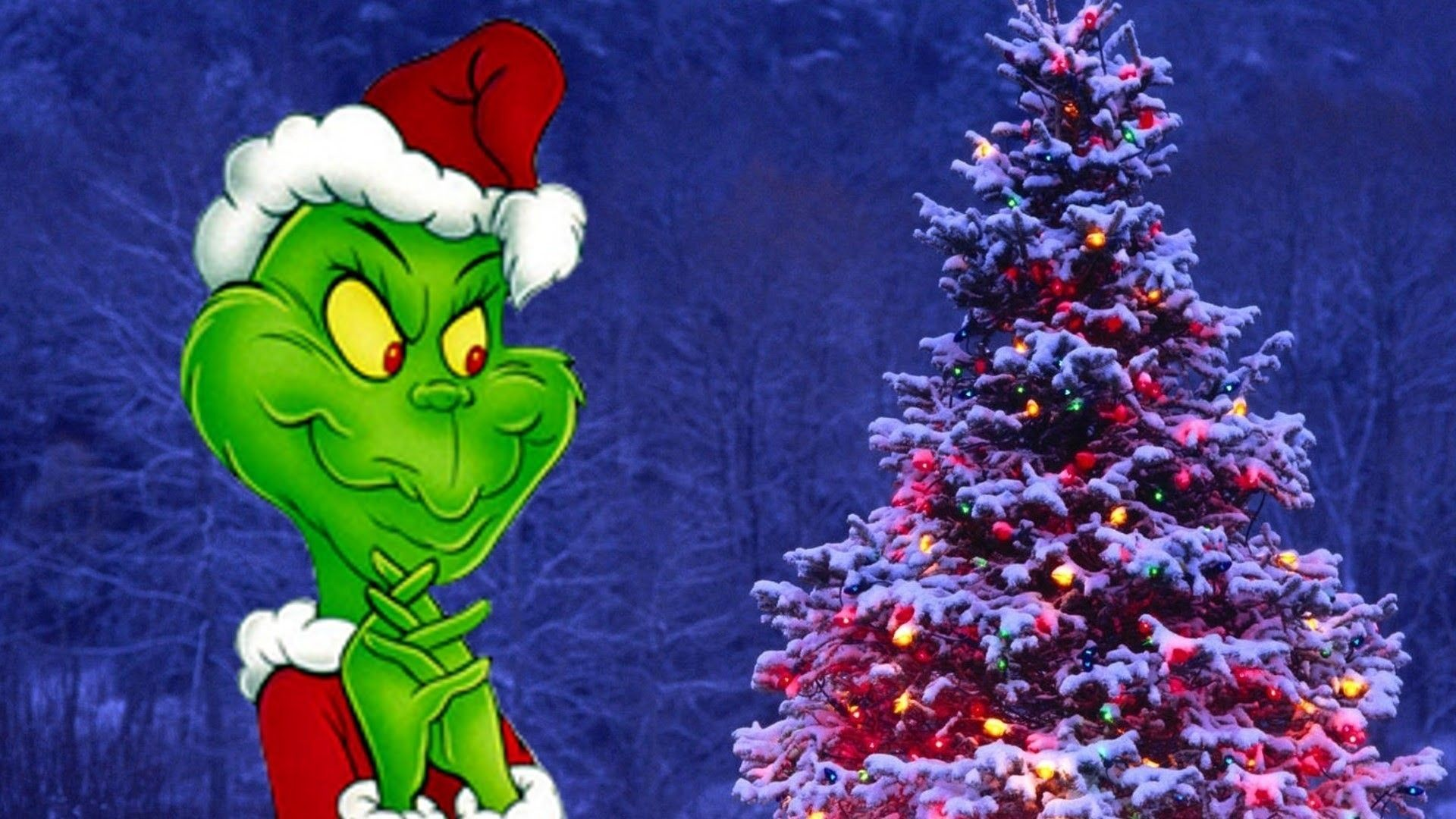 Christmas Wallpaper the Grinch 73 images 1920x1080