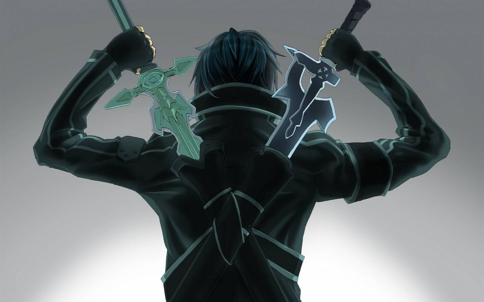 Kirito   Sword Art Online Wallpaper 1680x1050