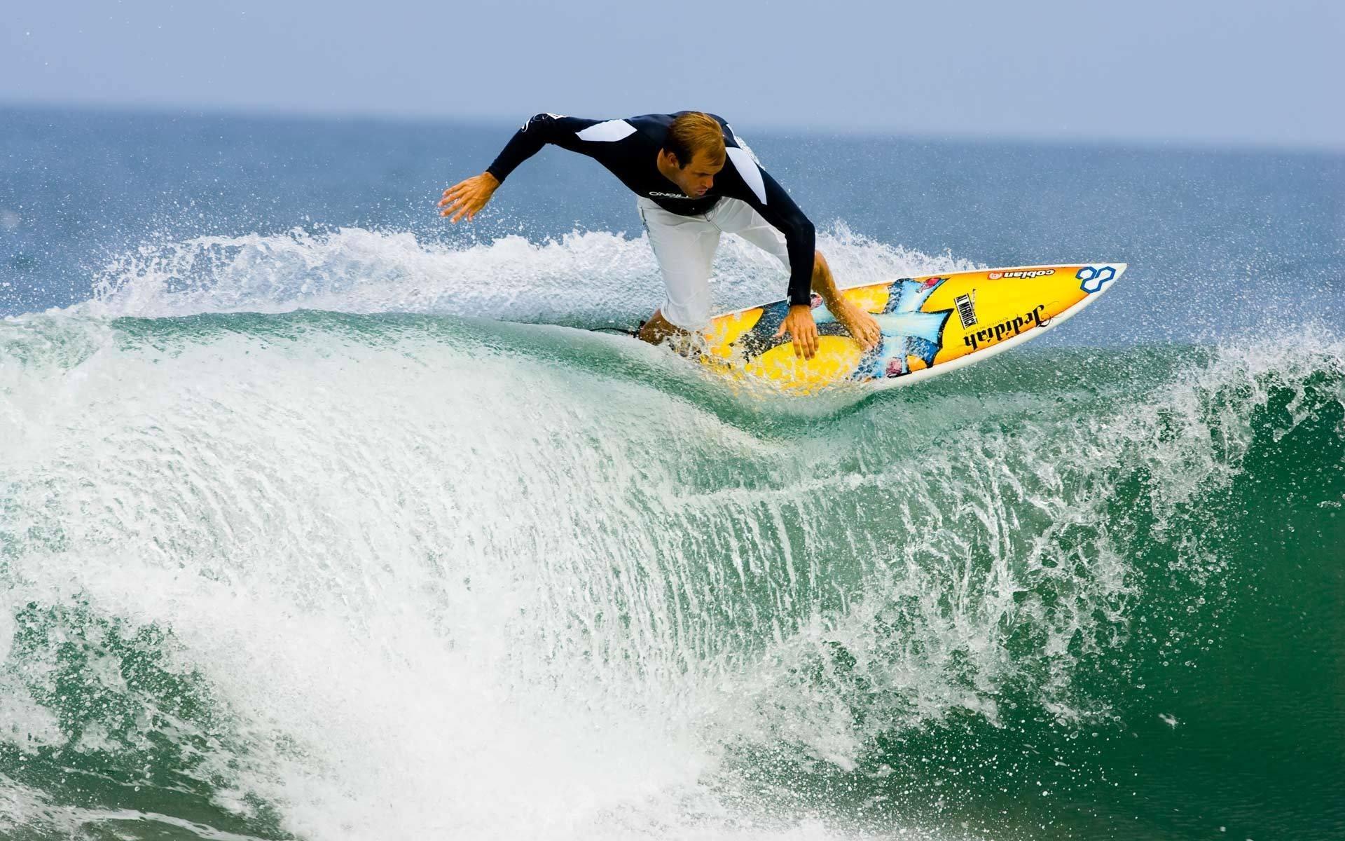 Water Surfing wallpaper 154222 1920x1200