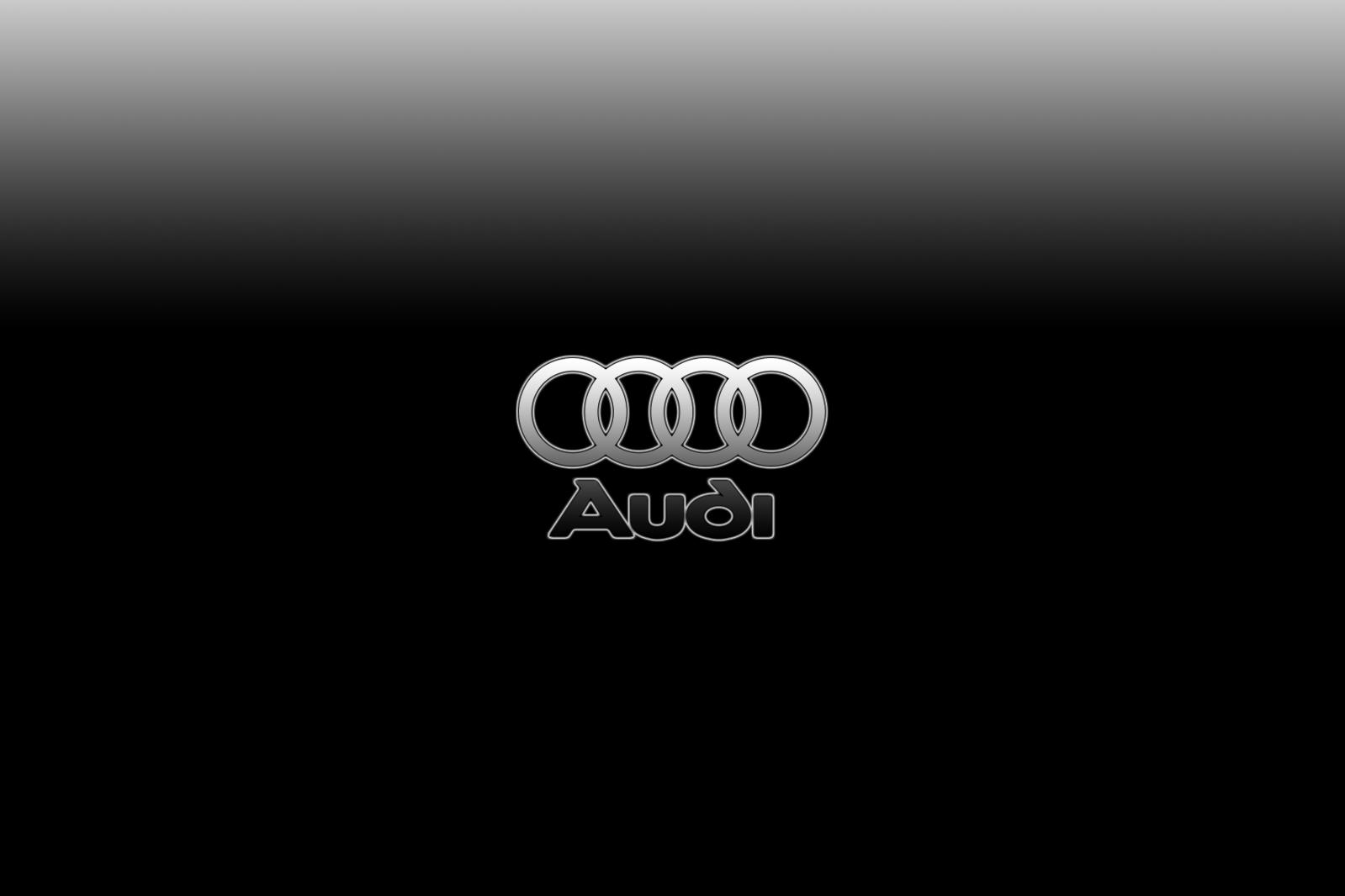 Audi logo wallpapers Audi logo history Audi is a German manufacturer 1599x1066
