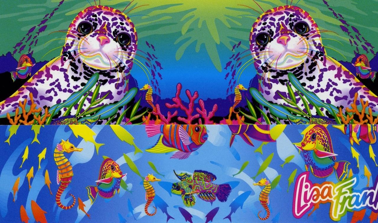 1280x756px Lisa Frank Wallpaper Wallpapersafari