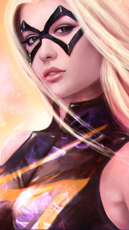 Ms Marvel Wallpaper   iPhone Wallpapers 540x960