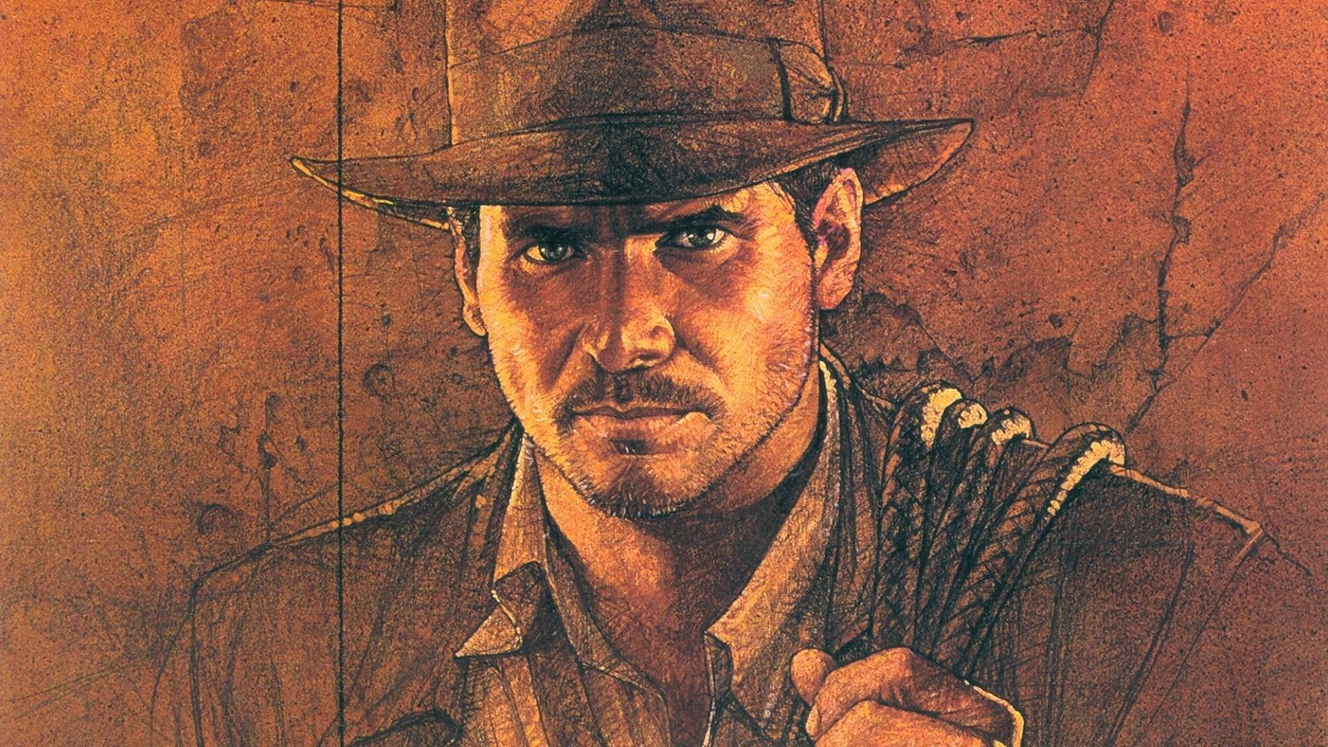 Indiana Jones Wallpaper 1920x1080 Indiana Jones Harrison Ford 1920x1080