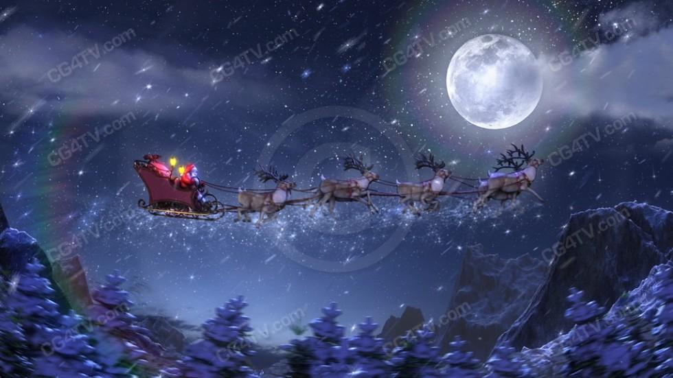 Animated Christmas Wallpaper - WallpaperSafari