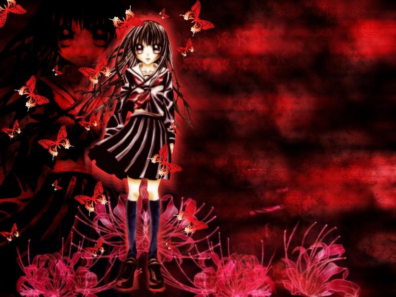 hell girl   the Hell girl Wallpaper 23489367 800x600