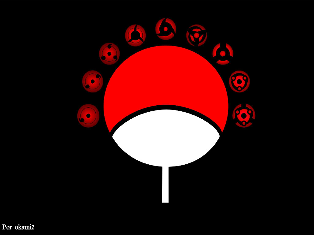 Clan Uchiha Logo wallpaper 234152 1024x768