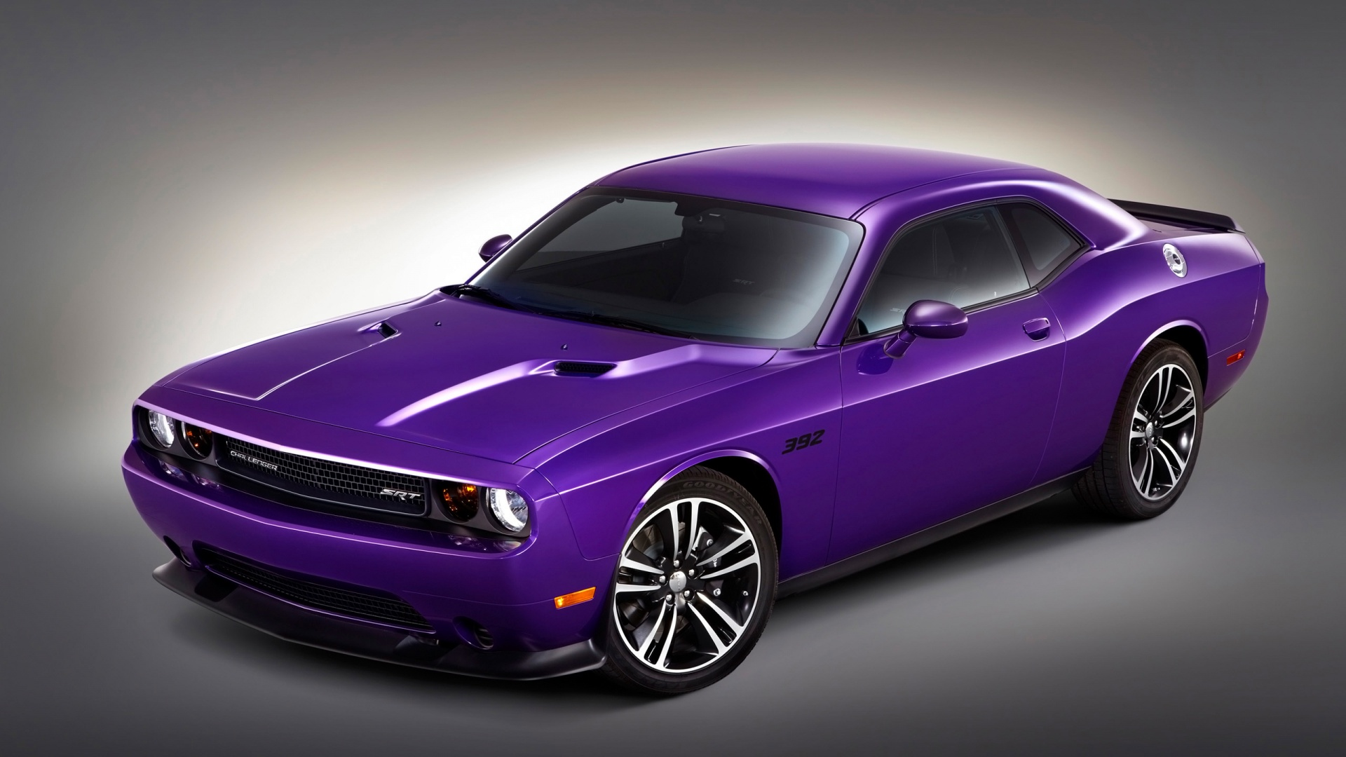 2014 Dodge Challenger SRT Wallpaper HD Car Wallpapers 1920x1080