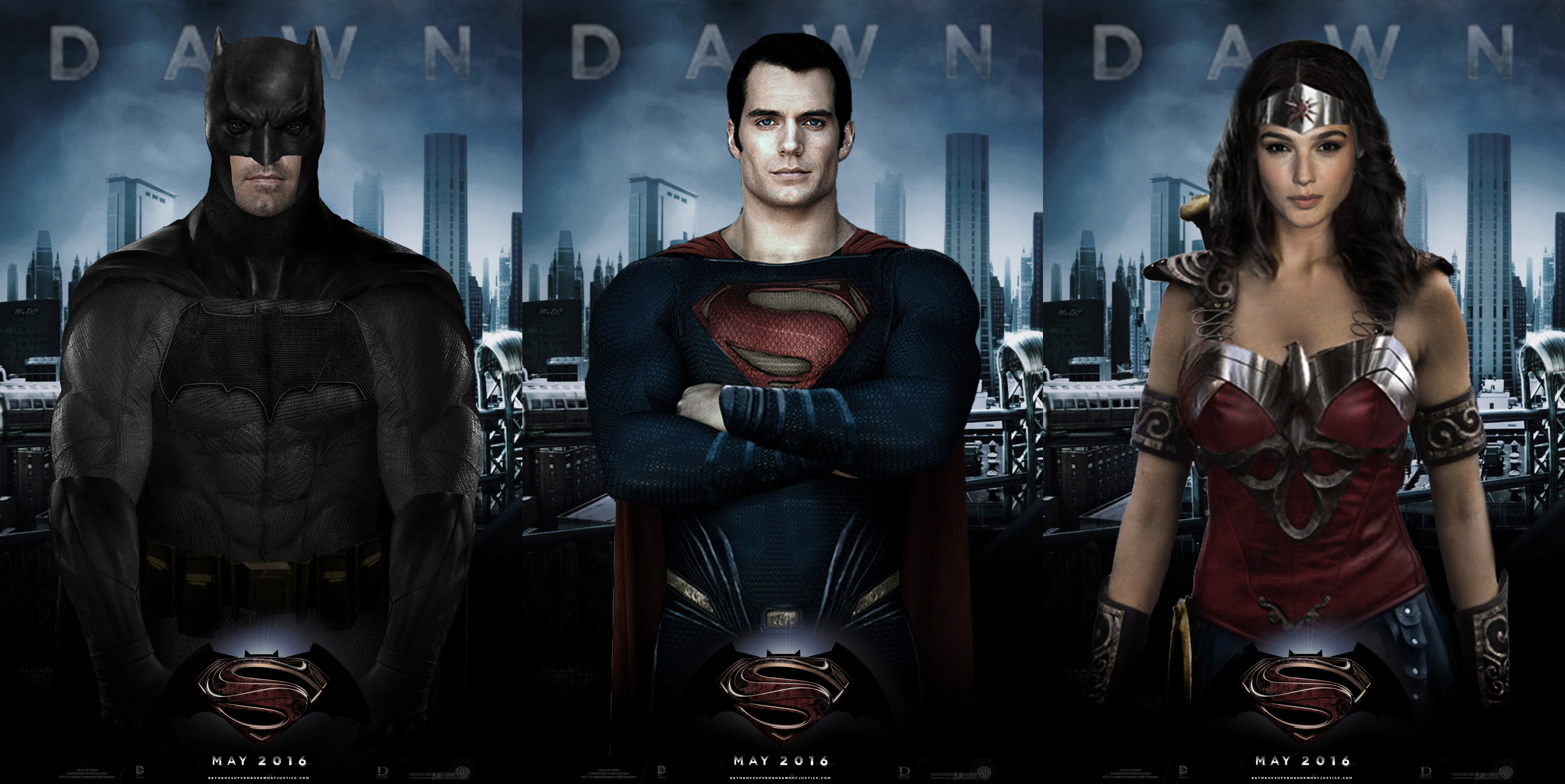 Batman v Superman Dawn of Justice wallpaper 6 WallpapersBQ 4533x2271