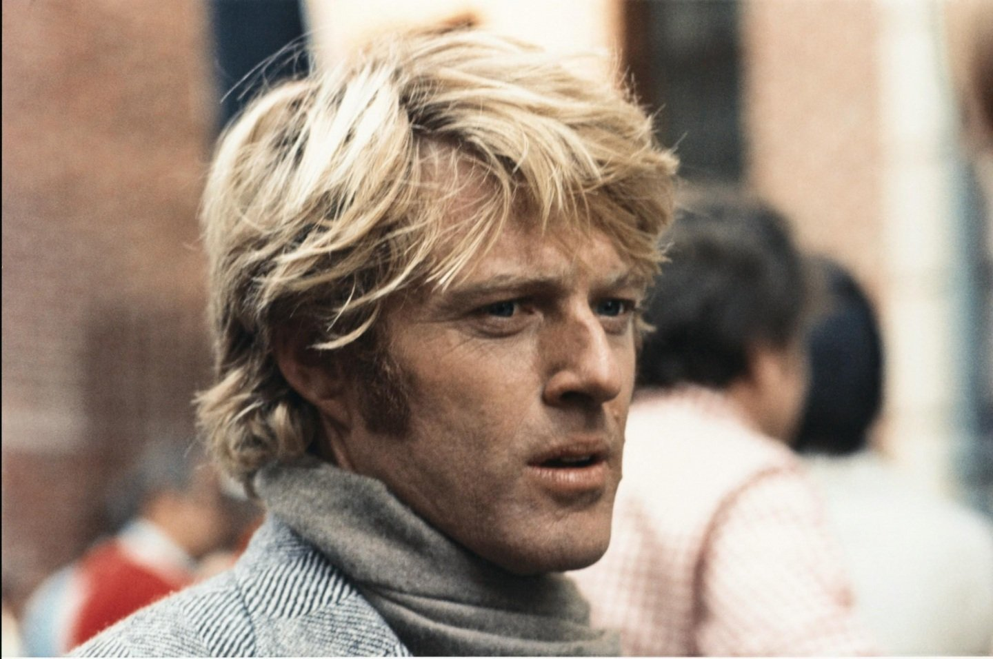 Still Of Robert Redford In Three Days Of The Condor Large Picture 1440x956