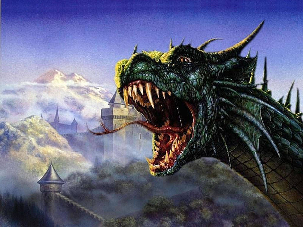 wizards and dragons wallpapers wallpapersafari