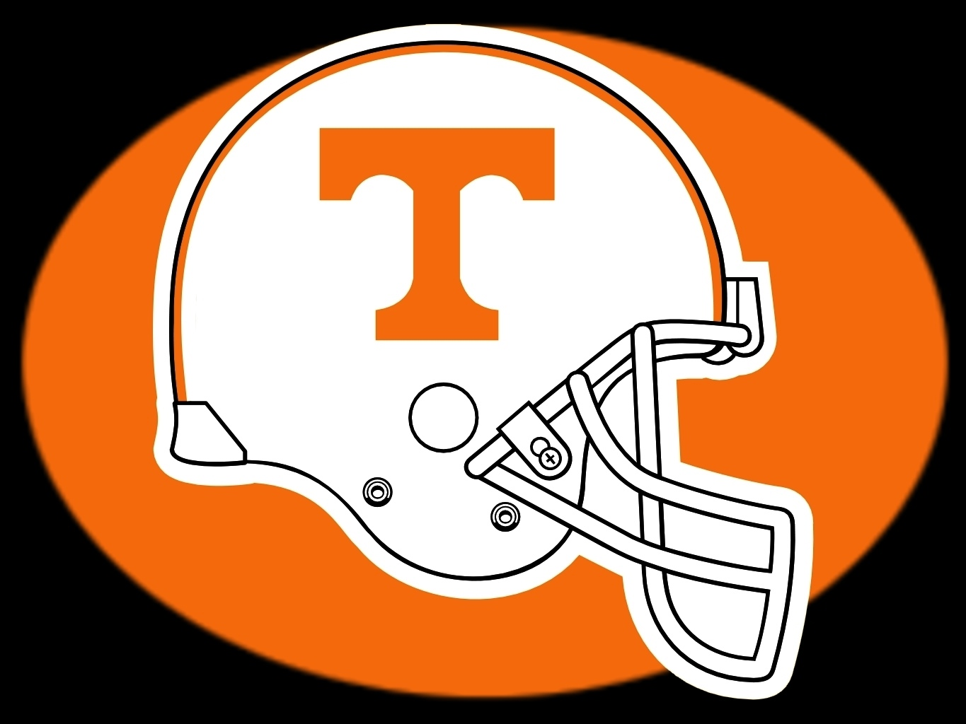 tennessee vols coloring pages - photo#45