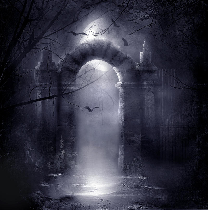 Gothic Background STOCK by wyldraven 800x808