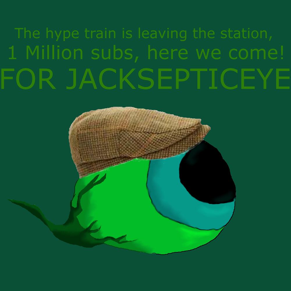 jacksepticeye eye logo source http www reddit com r jacksepticeye 1000x1000