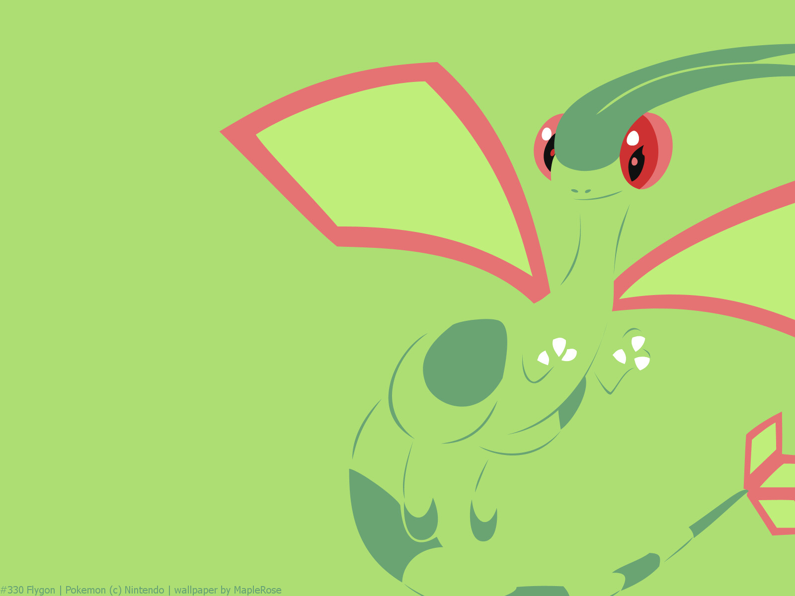 Found a cool wallpaper Credits are on the picture Flygon 1600x1200