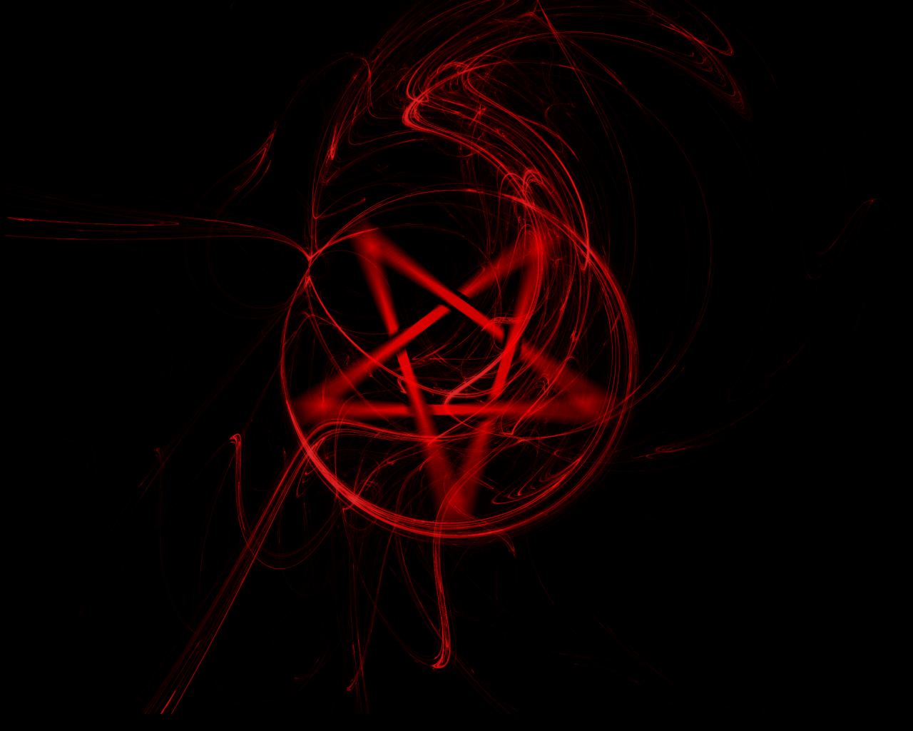 Pentacle Wallpaper 1280x1024