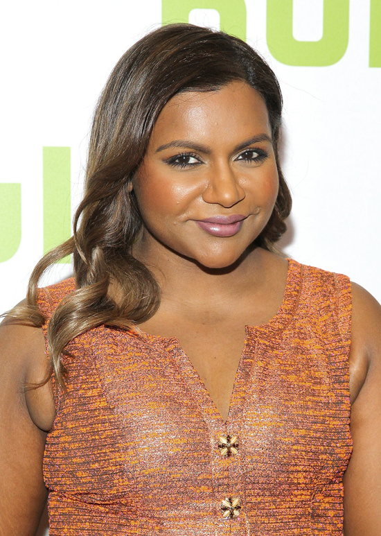 IN or OUT Mindy Kaling in Salvador Perez at the 2016 Hulu 550x773