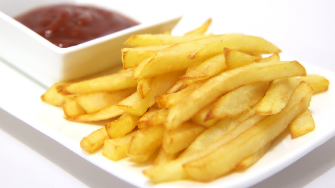 How To Make French Fries   Video Recipe 1280x720