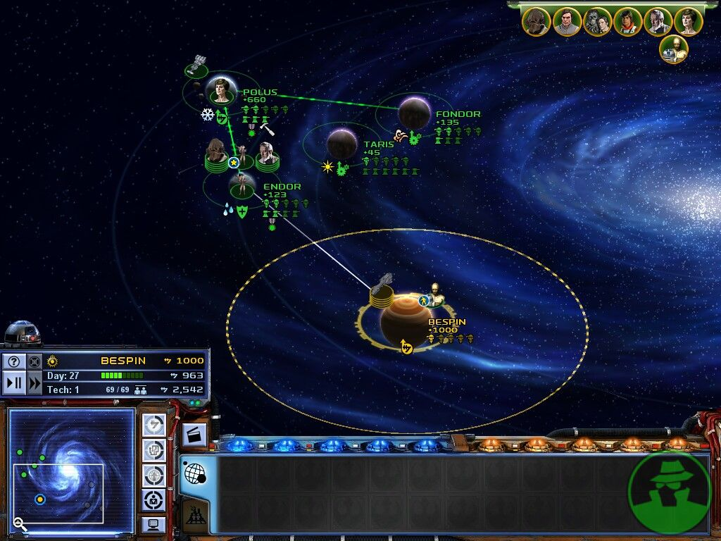 Dagobah Outpost v 12 addon   Star Wars Empire at War Forces of 1024x768