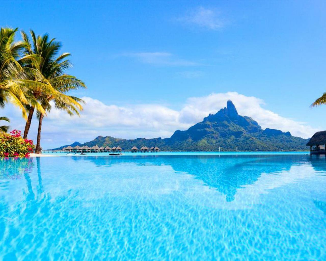 bora bora   107891   High Quality and Resolution Wallpapers 1280x1024